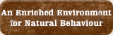 An Enriched Environment for Natural Behaviour